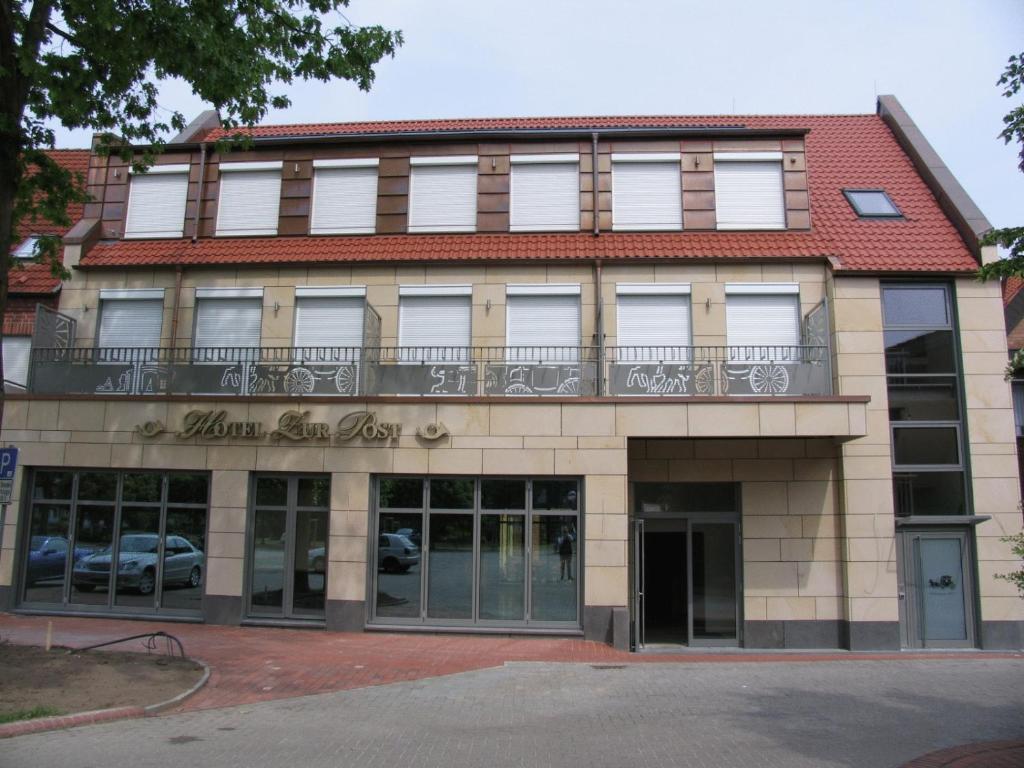 Hotel Zur Post Wettringen