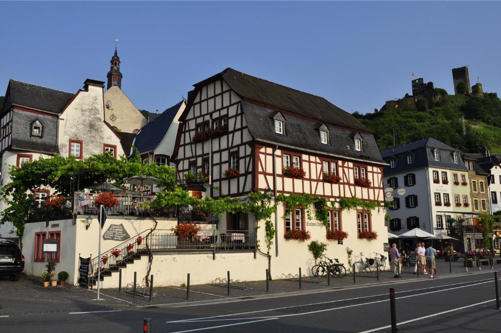 Hotel Restaurant Alte Stadtmauer Beilstein