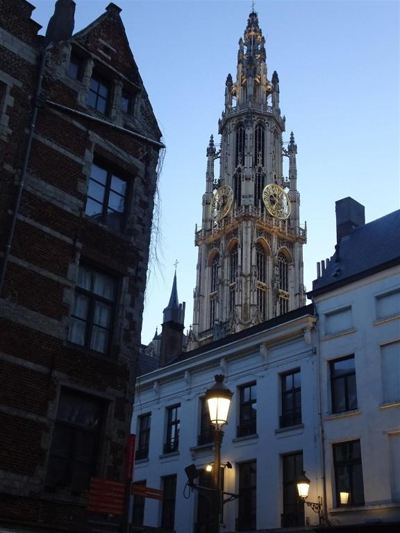 Beauitful Boutique House Antwerp City Center Holiday Home Antwerpen