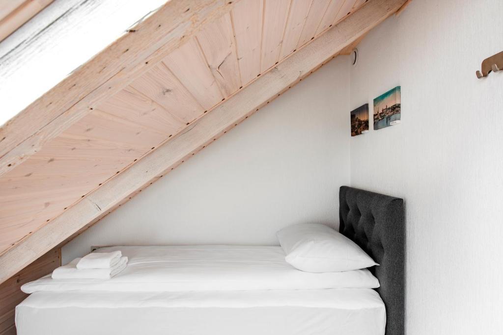 Small Attic Bedrooms In Kaunas Old Town Apartments Kaunas