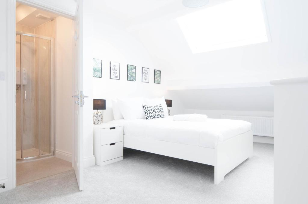 The Comet 5 Separate Beds 3 Bathrooms Casa Vacanze Horninglow