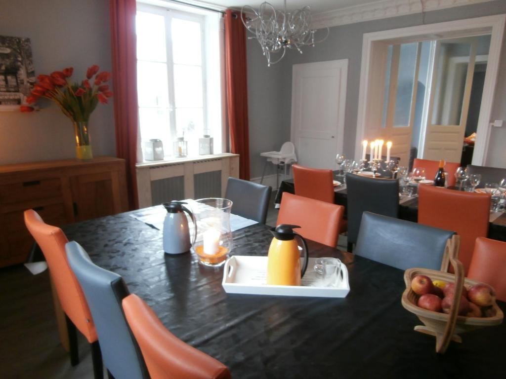 Chambres d\'hôtes La Tulipe Orange, Gästezimmer Granges sur Vologne