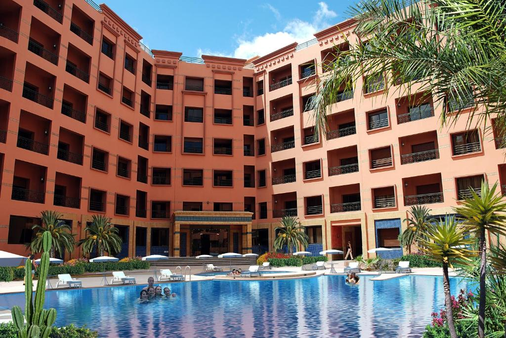 Mogador menzah appart h tel marrakech book your hotel for Appart hotel a madrid