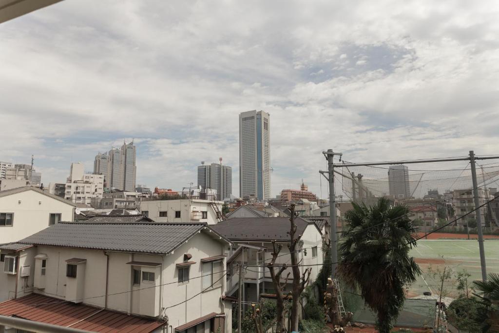西 新宿 五 丁目