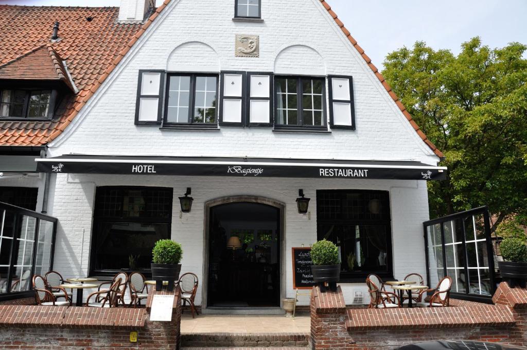 Hotel Bruges Avec Parking Gratuit