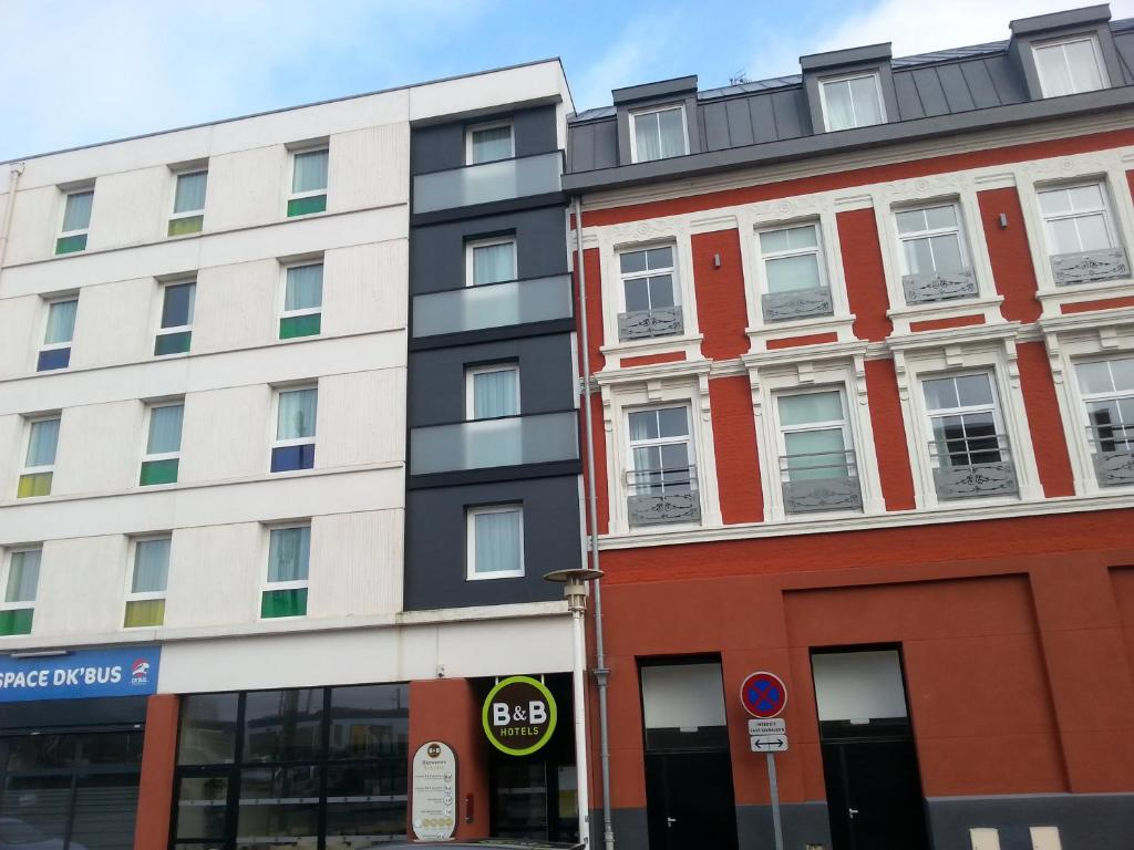 B And B Hotel Dunkerque Centre Gare