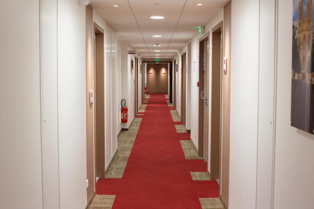 Hotel Akena City Reims Bezannes
