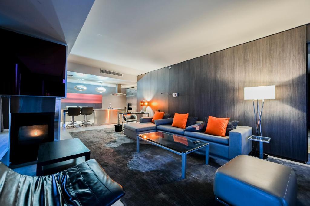 Stripviewsuites 2 Bedrooms Conjoined Suite At Palms Place Appart Hotel Las Vegas