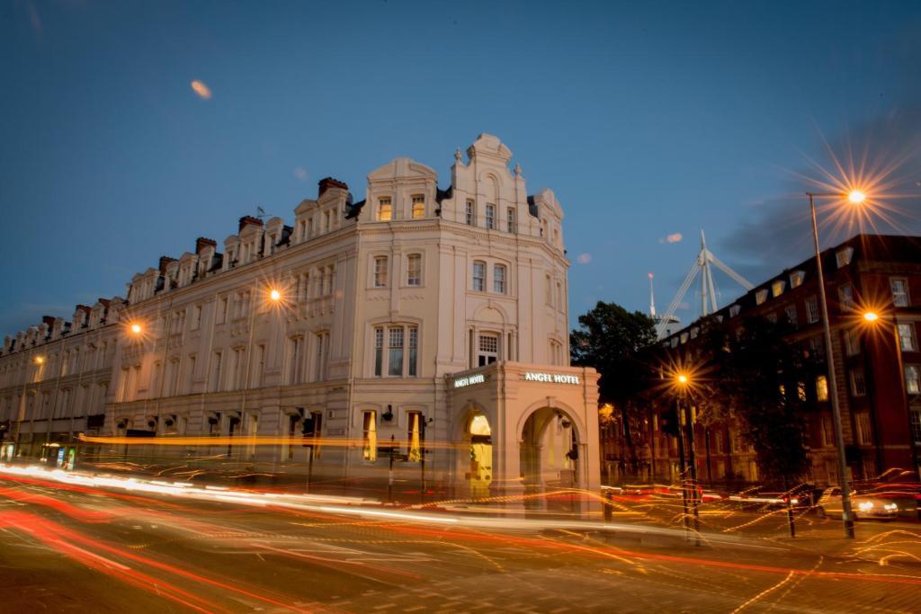 The Angel Hotel Cardiff Restaurant