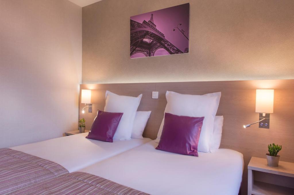 Hotel Rue De Charonne