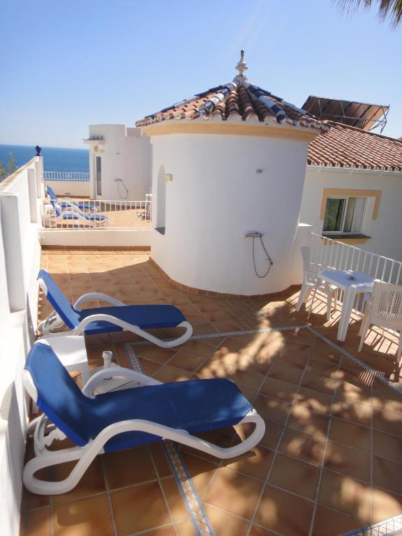 Hotel Paraiso Del Mar Nerja Booking