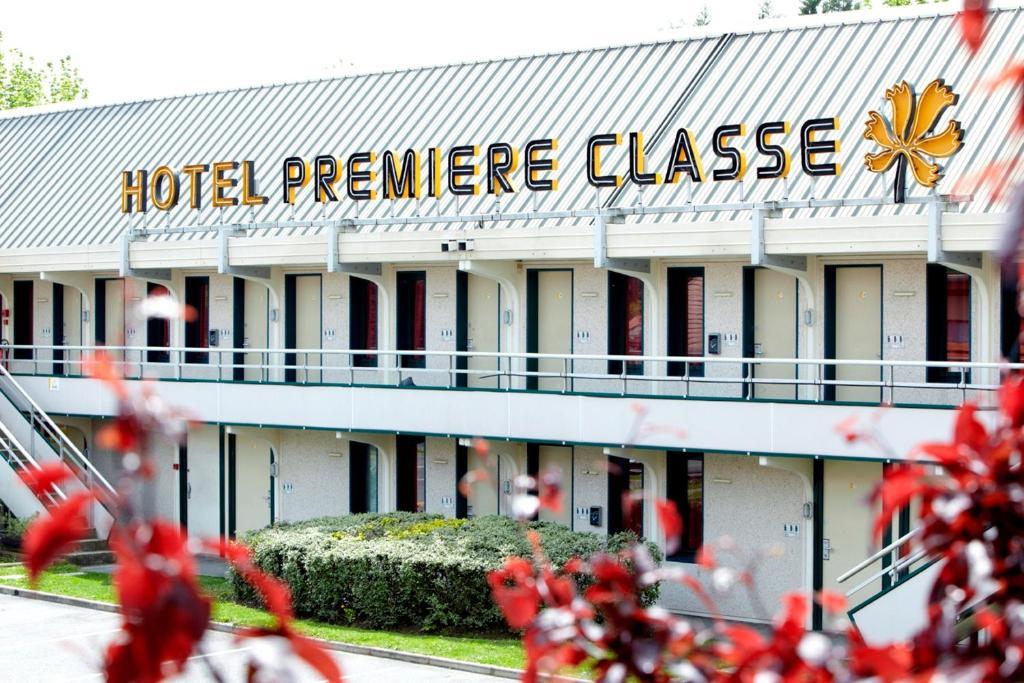 Hotel première classe compiègne jaux
