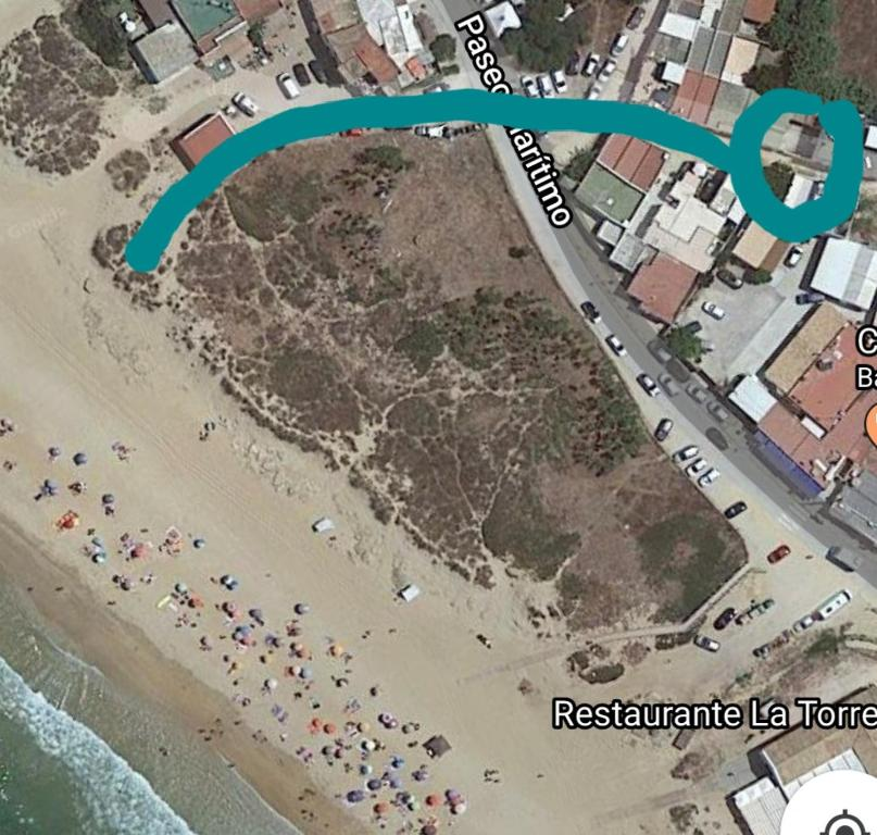 Casa En El Palmar Cádiz A 50 Metros De La Playa Holiday Home El Palmar