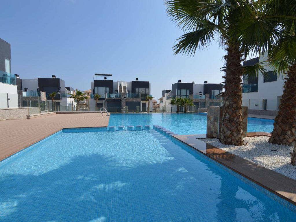 Modern Holiday House With Swimming Pool Close To Sea In Orihuela Holiday Home In Los Dolses Valencian Community Spain