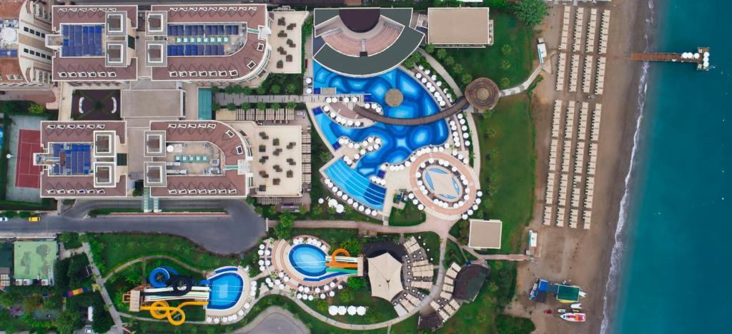 Sherwood Dreams Resort Holiday Residences Bogazkent