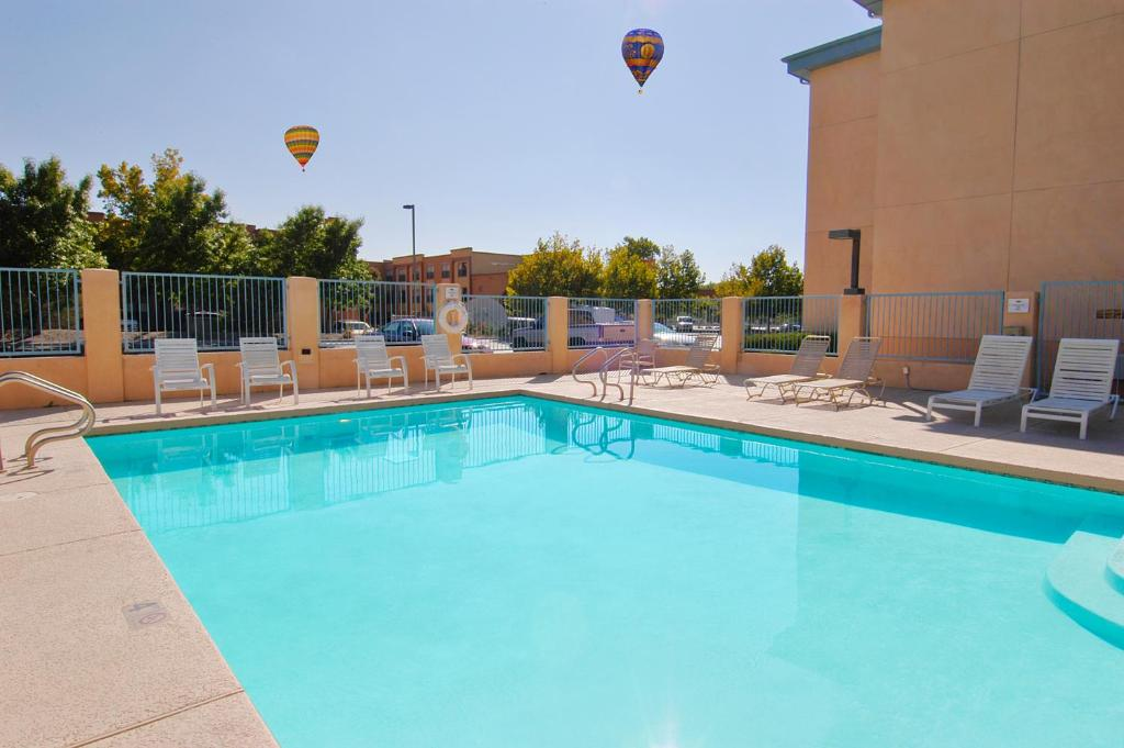 Howard Johnson By Wyndham Albuquerque Northeast - Albuquerque - Prenotazione On-line