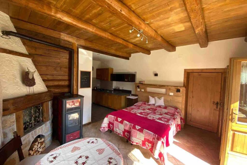A Casa Di Anto Una Coccola In Montagna Appartamento Dosoledo
