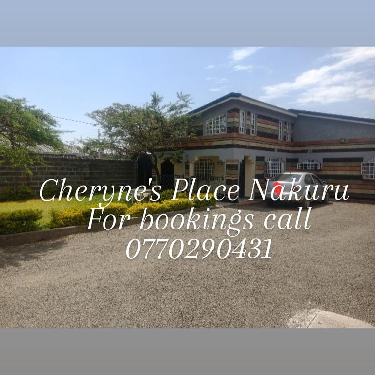 Cheryne S Place Bed Breakfast Nakuru