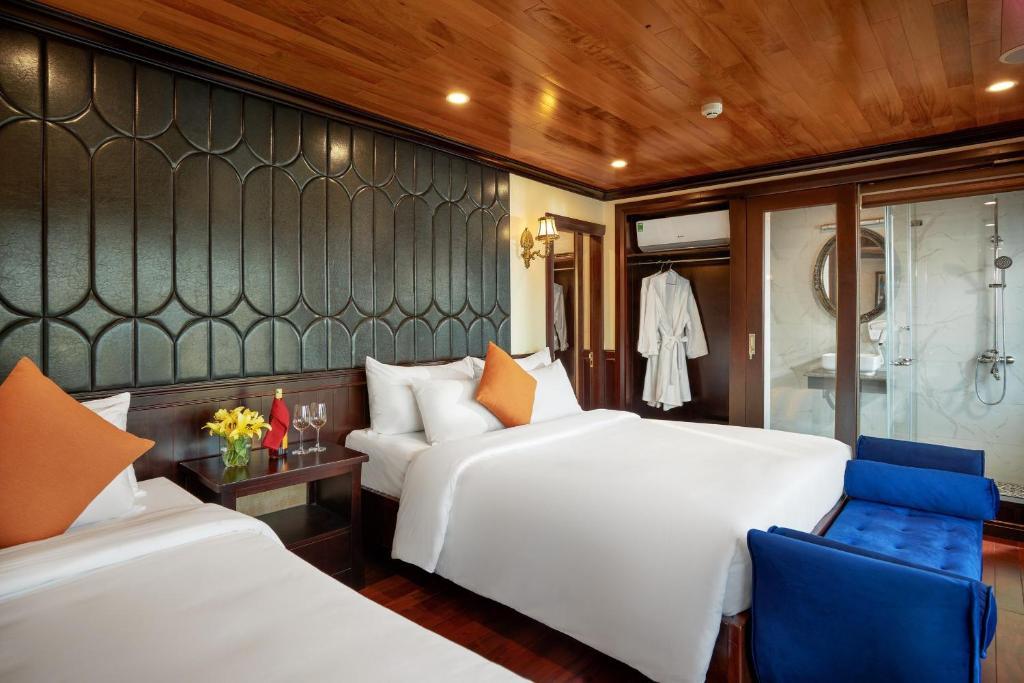 Legacy Cruise Barcas Ha Long