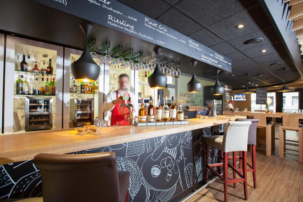 Hotel Restaurant Saint Louis Avenue De Bale