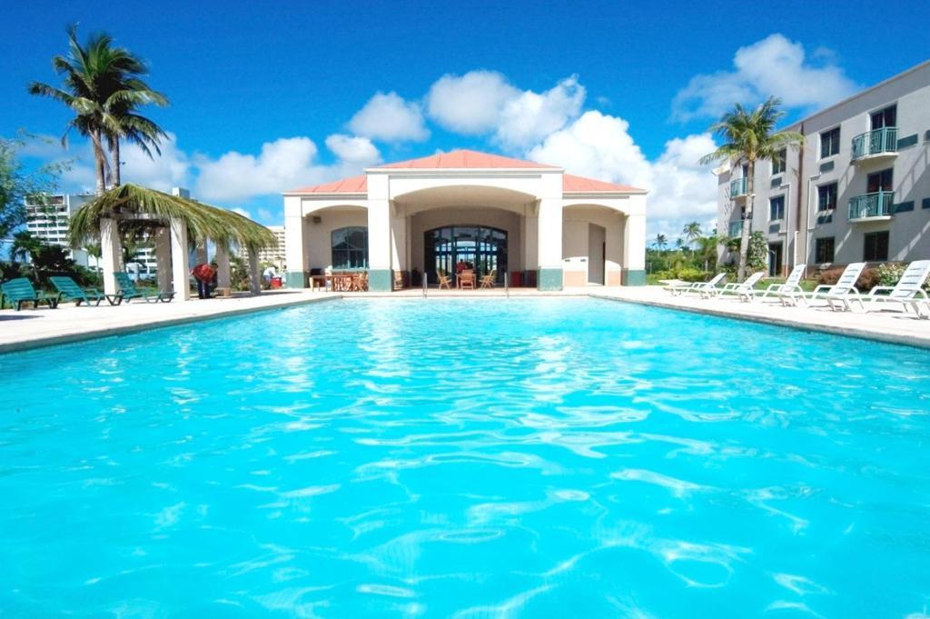 Garden Villa Hotel Tamuning Online Booking Viamichelin
