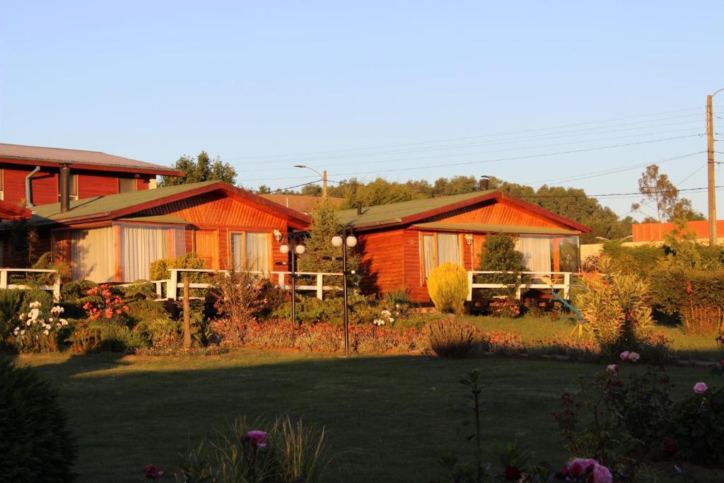 Caba as villa las encinas panguipulli prenotazione on for Piani di progettazione cabana