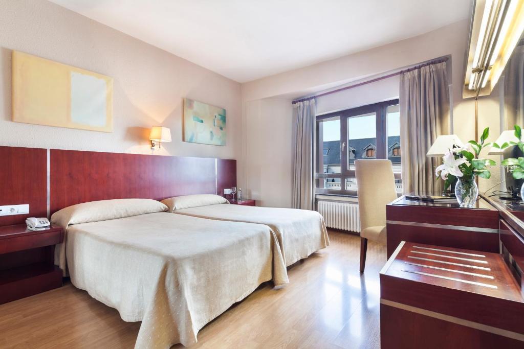 Hotel Riosol Room Description