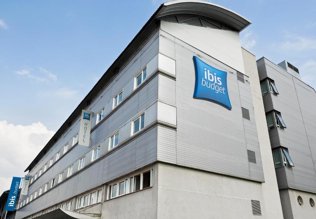 Hotel Ibis Budget Paris Porte De Pantin