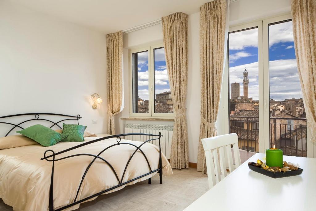 B B I Tetti Di Siena Chambres D Hotes A Sienne Toscane Italie