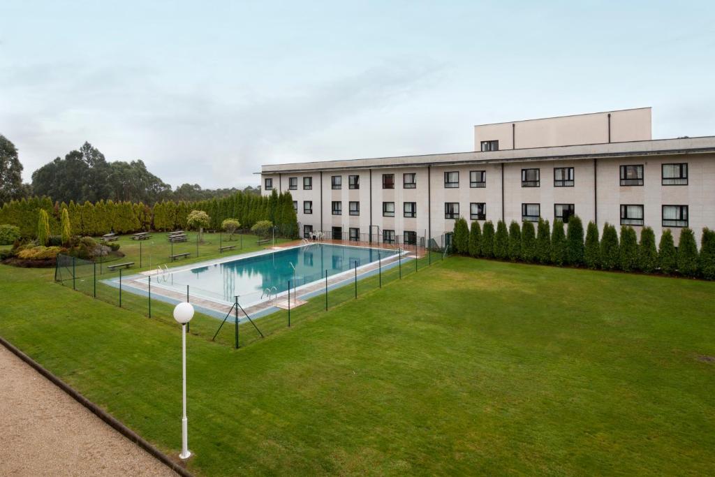 Residencia universitaria siglo xxi a coru a for Piscina siglo xxi zaragoza