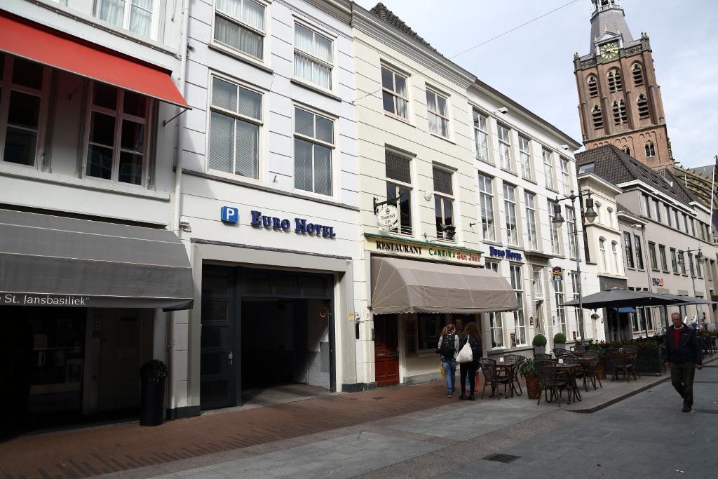 Best western eurohotel 39 s hertogenbosch viamichelin for Best western lee s motor inn