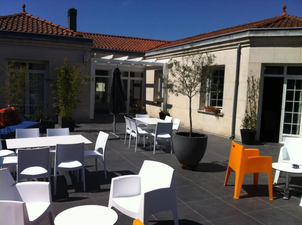 La Villa  Bordeaux Chambres DHtes Bed  Breakfast Bordeaux