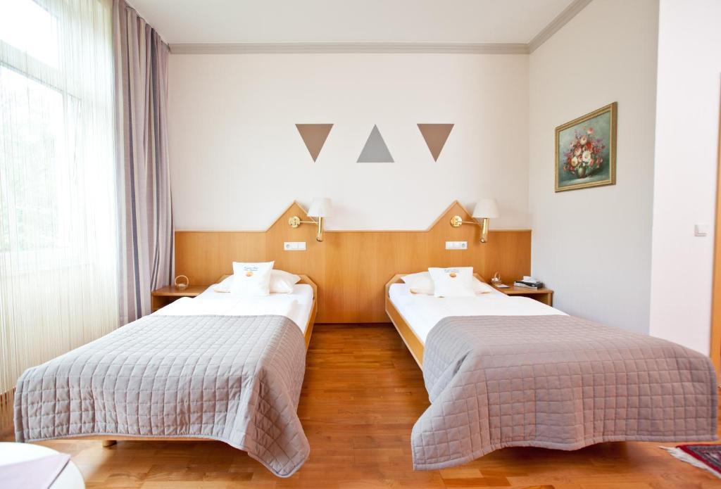 Hotel Am Kurpark Bad Homburg