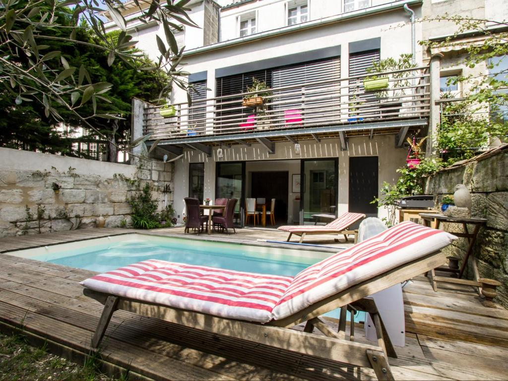 villa saint gen s chambres et table d 39 h tes chambres d 39 h tes bordeaux en gironde 33. Black Bedroom Furniture Sets. Home Design Ideas