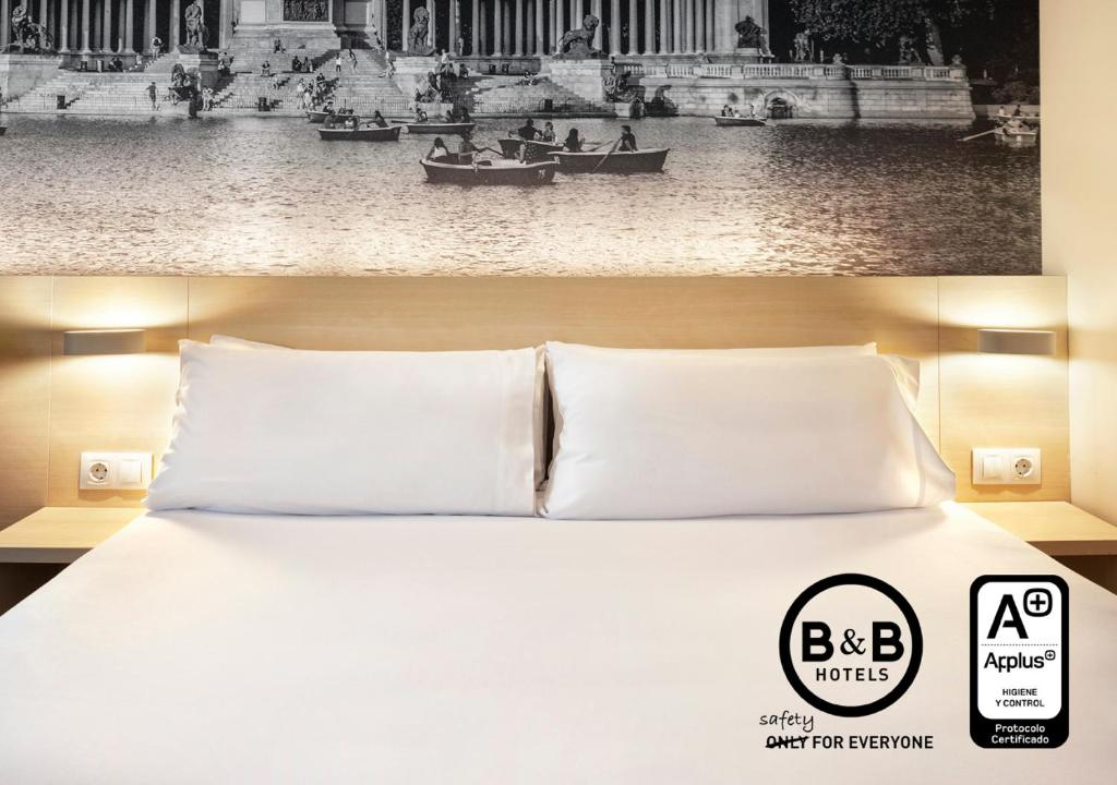 B B Hotel Madrid Aeropuerto T1 T2 T3