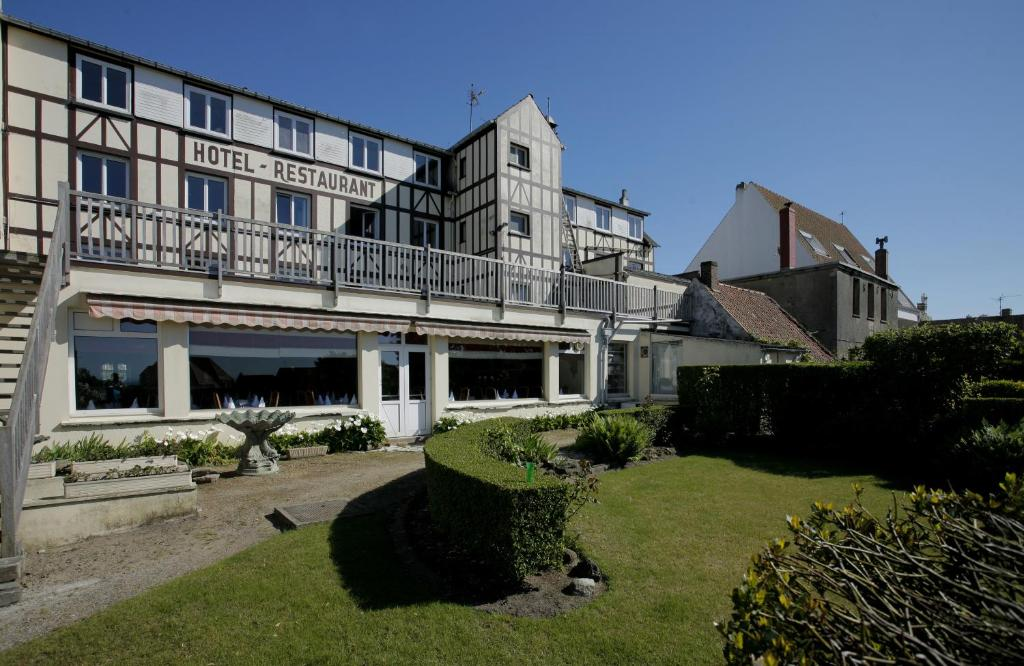 Le normandy marquise viamichelin informatie en online for Appart hotel wissant