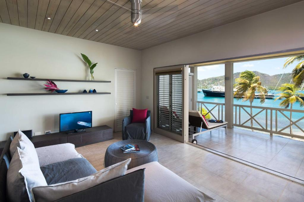 Hotel South Point Antigua English Harbour Town