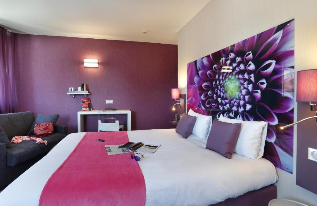 inter hotel limoges le saint martial limoges prenotazione on line viamichelin. Black Bedroom Furniture Sets. Home Design Ideas