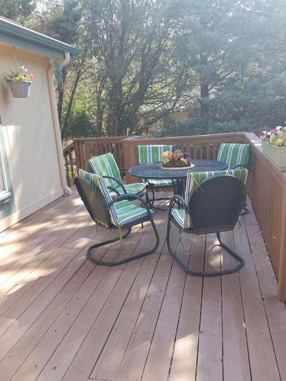 Forest Haven Homestays Prescott, Patio Furniture Prescott Az