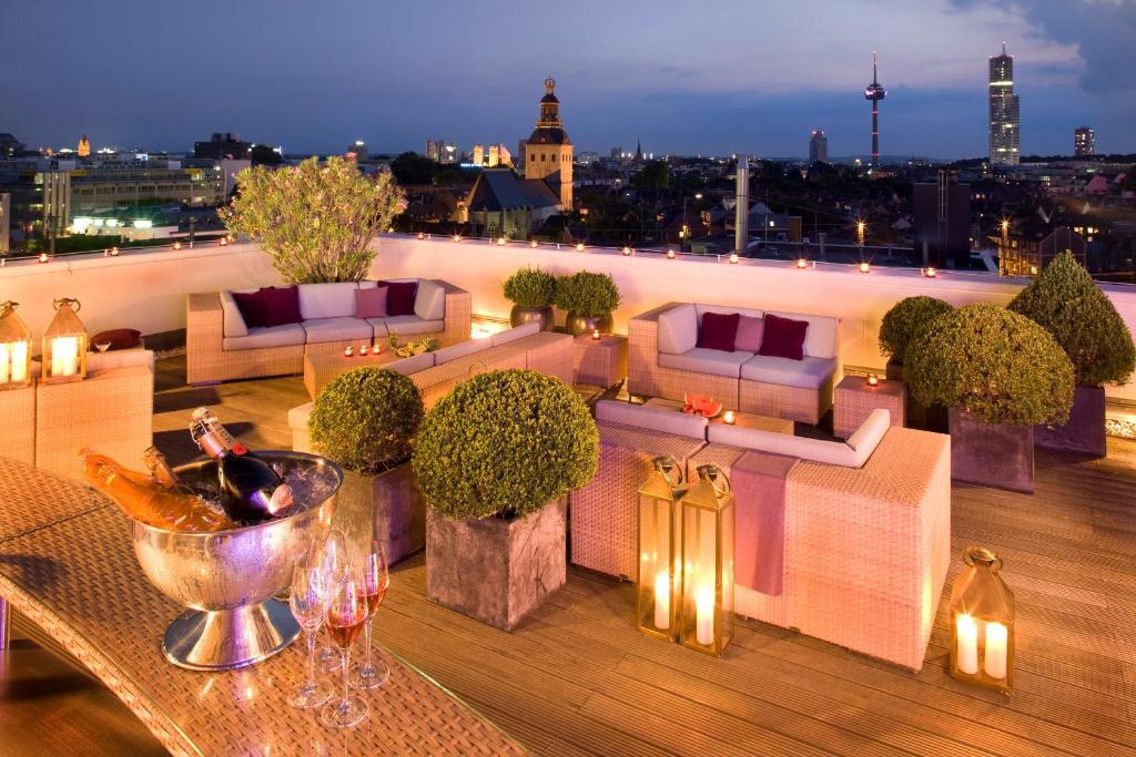 Savoy Hotel Cologne Spa