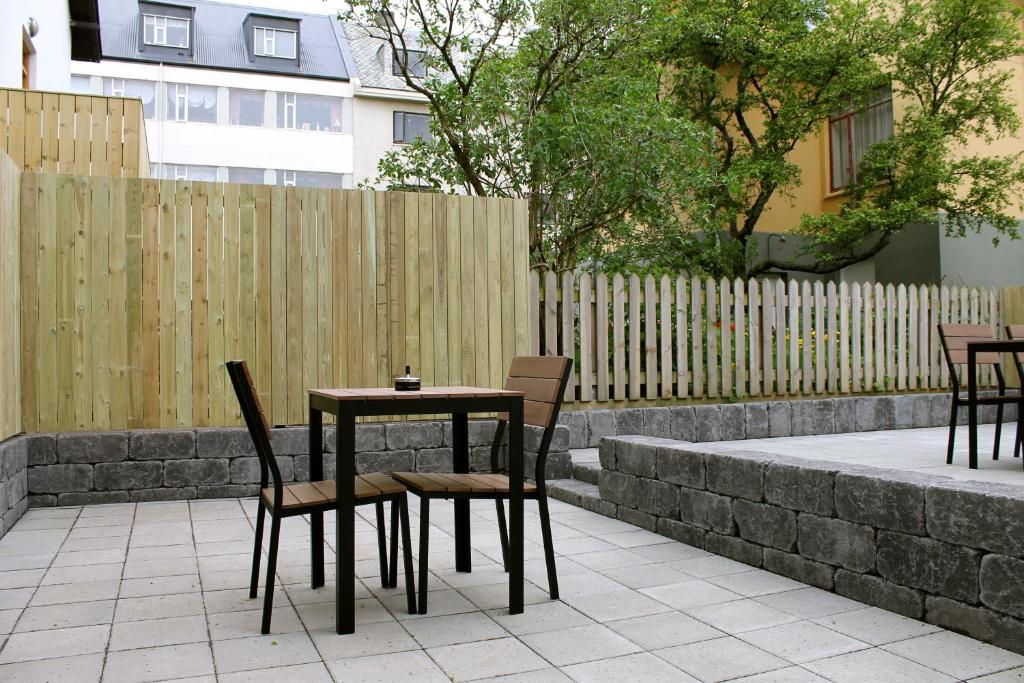 Rey apartments reykjav k book your hotel with viamichelin for Rey apartments reykjavik