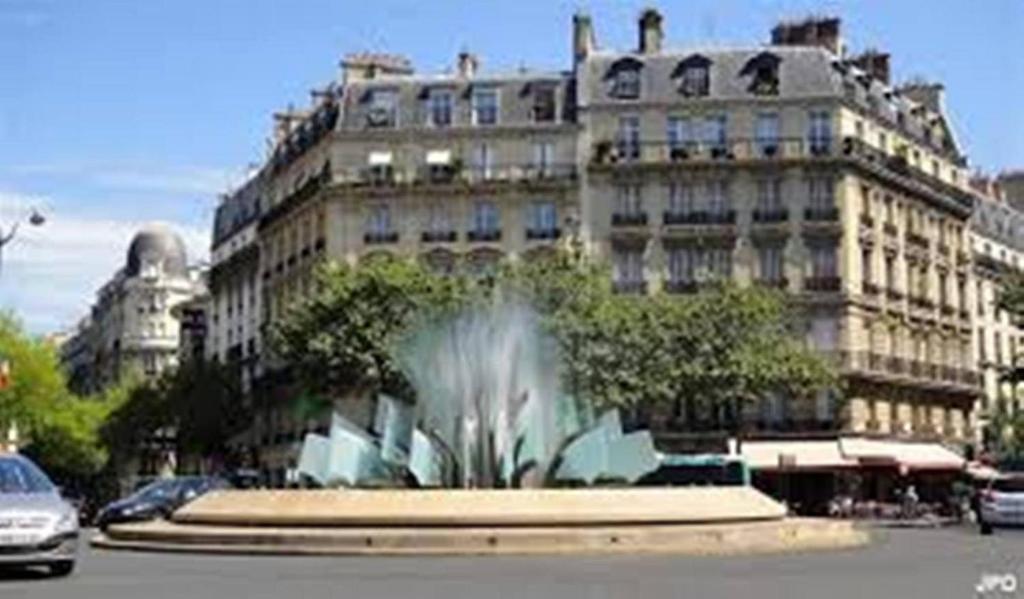 Hotel Gambetta Paris