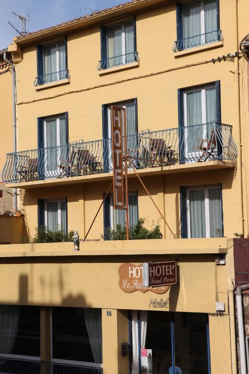 Hotel Saint Pierre Collioure