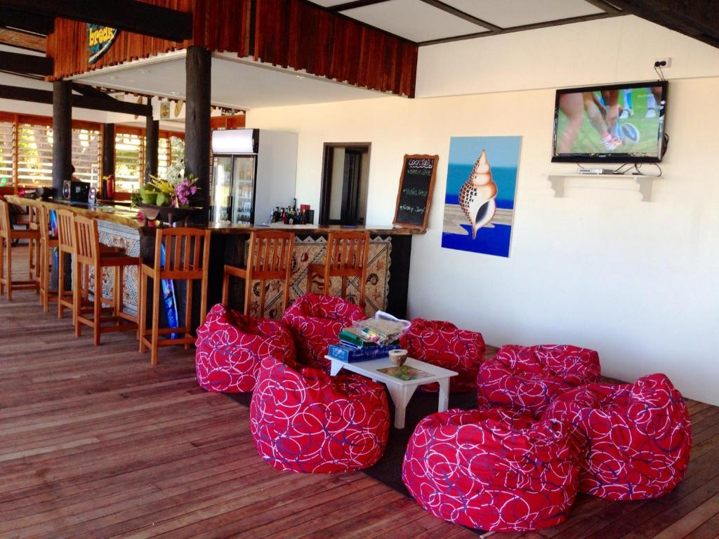 Funky Fish Beach Surf Resort Holiday Residences Malolo