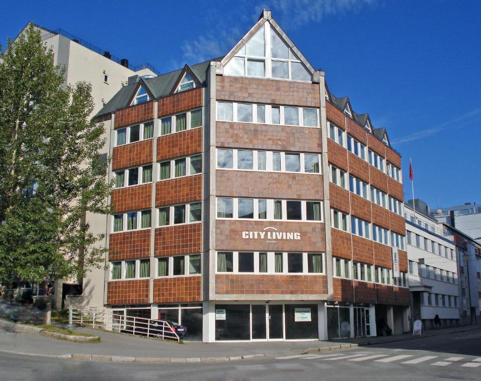 Enter City Hotel Tromso