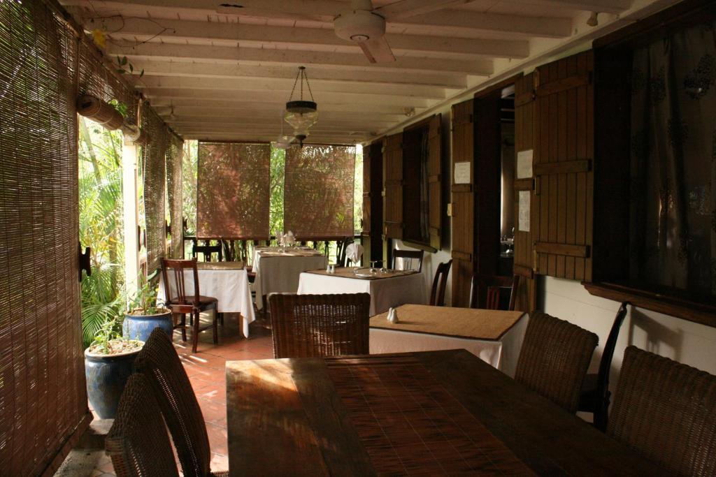 Le Jardin de Beau Vallon, Chambres d\'hôtes Mahébourg