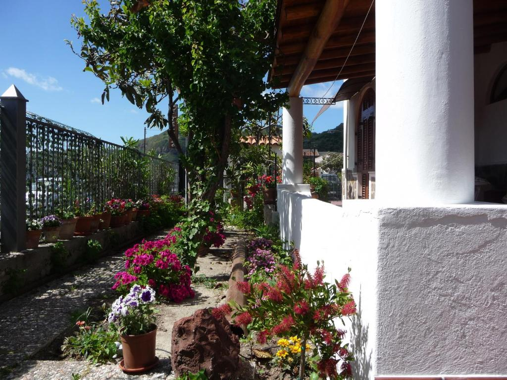 Le Terrazze, Bed & Breakfast Lipari