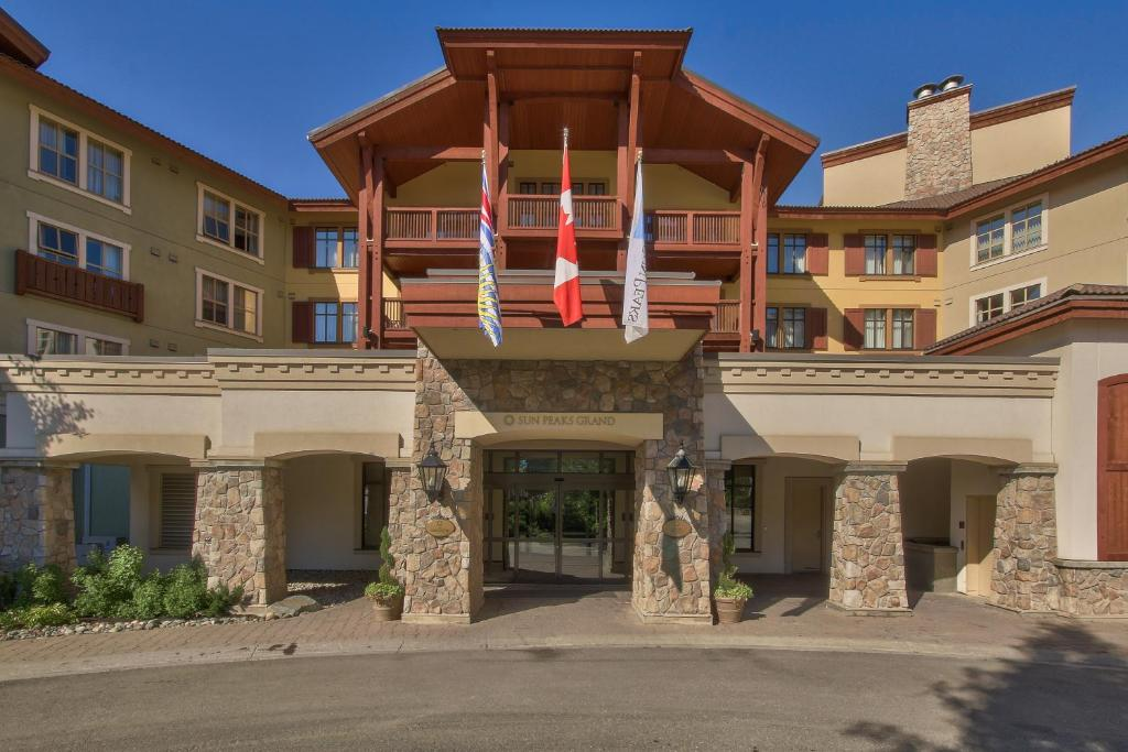 Sun Peaks Grand Hotel Conference Centre Holiday Residences Sun Peaks