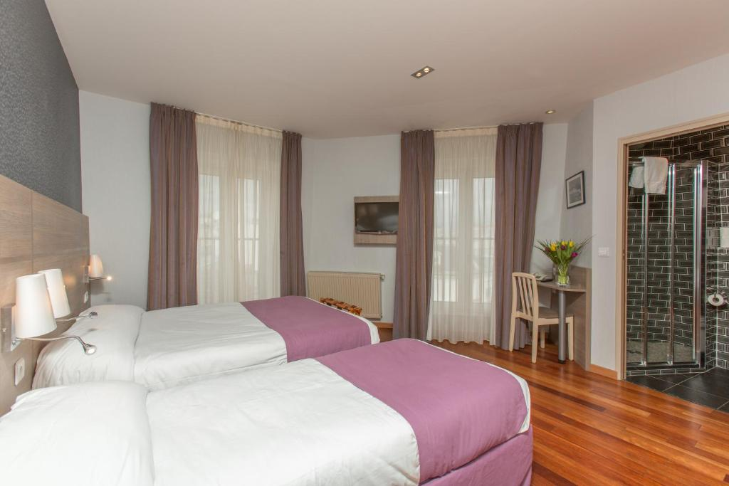 Grand Hotel Du Loiret Paris France