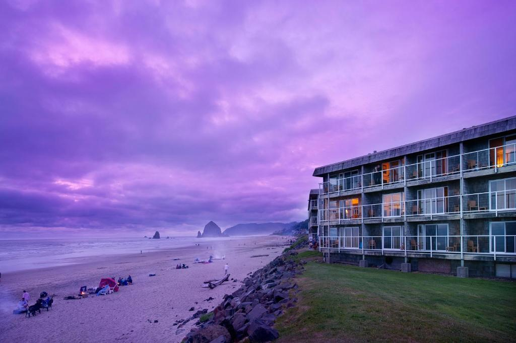 Tolovana Inn Appart Hotels Cannon Beach